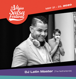 DJ Latin Master <br/><span style='color:#696969;font-size:10px;font-style:italic'>The Netherlands</span>
