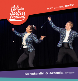 Konstantinas ir Arcadia (Švedija)